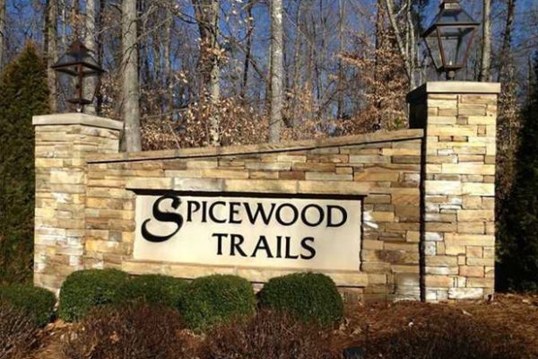 spicewood trails-entrance